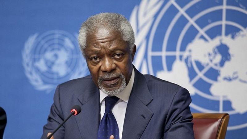 Muere Kofi Annan, ex Secretario General de la ONU y Premio Nobel de la Paz