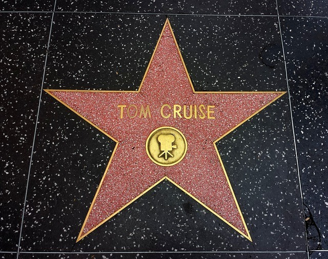 Estrella de Tom Cruise en Hollywood