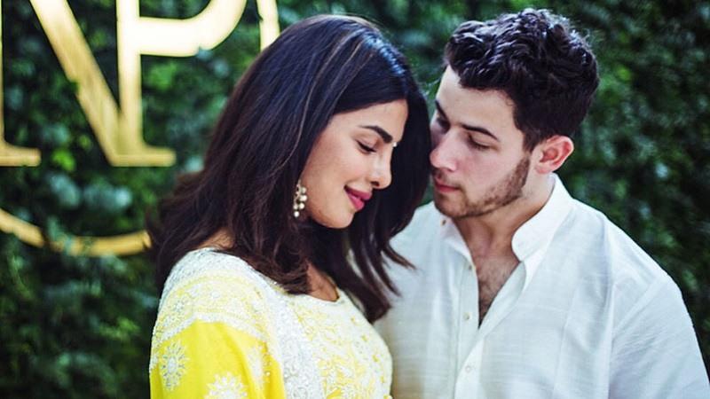 Nick Jonas celebra su cumpleaños con su novia Priyanka Chopra que le hace el mejor regalo de su vida