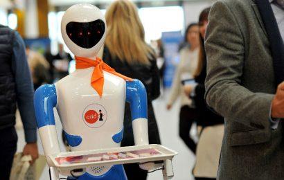 Cómo el alquiler de robots está revolucionando todo tipo de eventos