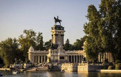 La ciudad de Madrid, en España, entra en la Lista de Patrimonio Mundial con el Paseo del Prado y el Retiro