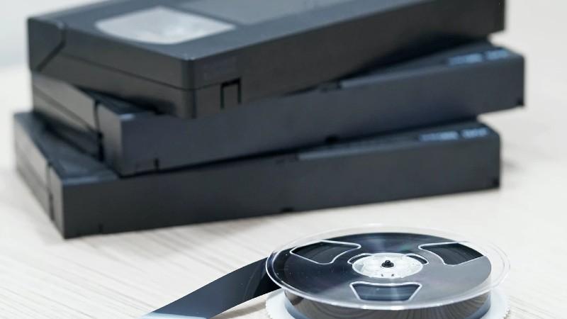 Recuperar cintas VHS